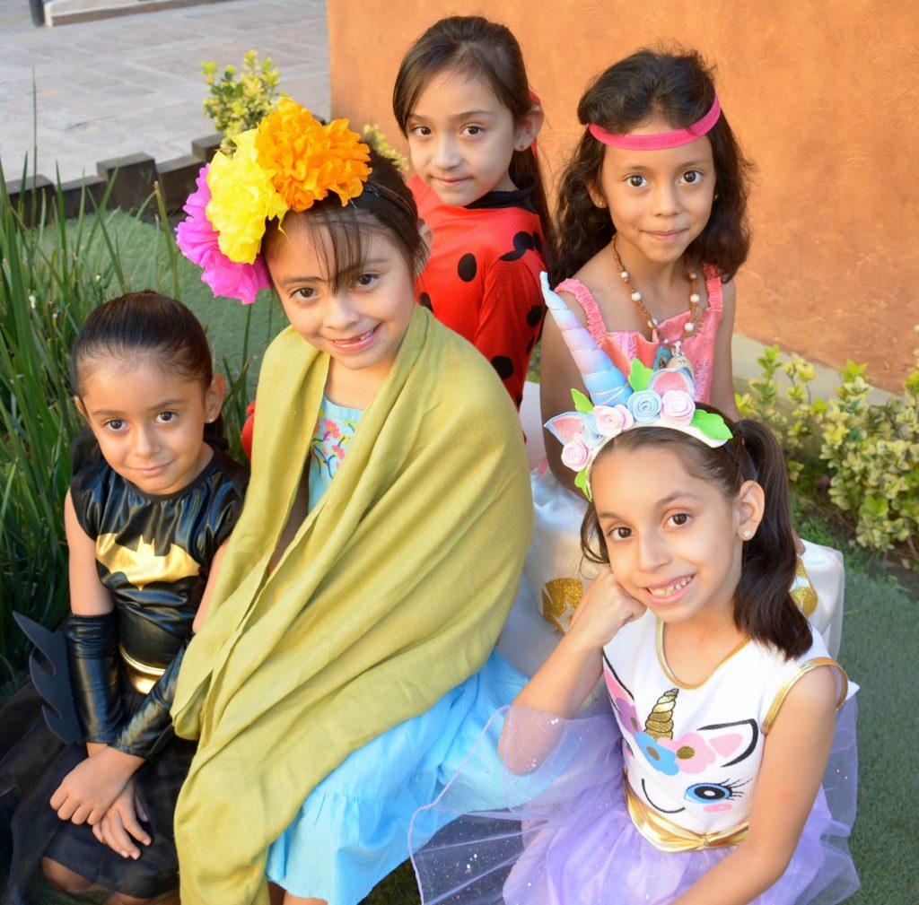 Festejando a nuestros queridos niños